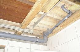 Монтаж канализации на даче под ключ Пушкино