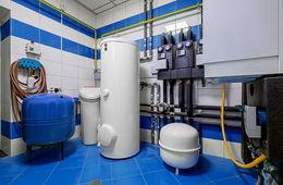 Монтаж водоснабжения в коттедже Пушкино