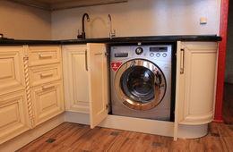 Установка встраиваемой стиральной машины Пушкино